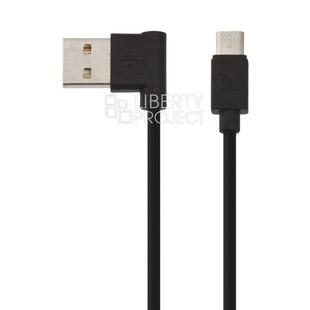 Кабель USB - microUSB (HOCO UPM10 L) (черный) - КабелиUSB-, HDMI-кабели, переходники<br>Предназначен для передачи данных и подзарядки цифровых устройств.