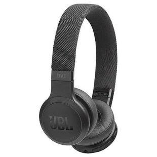 Наушники JBL Live 400BT (черный) - Наушники