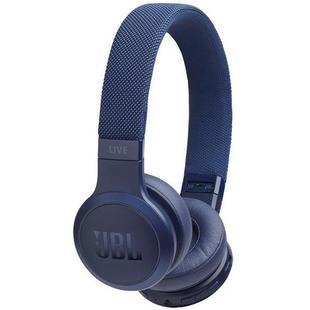 JBL Live 400BT (синий) - Наушники