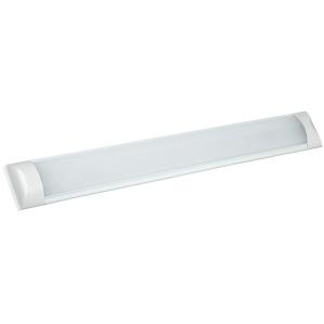 Светильник LED ДБО 5005 (Iek LDBO0-5005-18-6500-K02) - ОсвещениеНастольные лампы и светильники<br>Светильник LED ДБО 5005, 18Вт, 6500К, IP20, 600мм, металл.