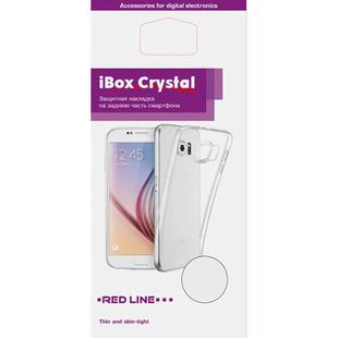 Чехол-накладка для Apple iPhone 5, 5S, SE (iBox Crystal YT000017372) (черный) - Чехол для телефонаЧехлы для мобильных телефонов<br>Чехол плотно облегает корпус и гарантирует надежную защиту от царапин и потертостей.