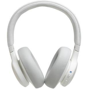 JBL LIVE 650 BT (белый) - Наушники