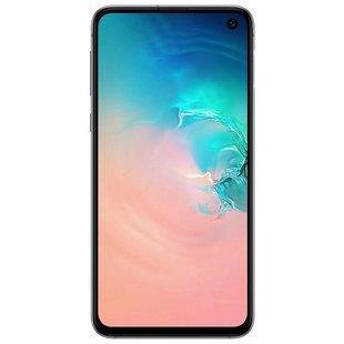 Samsung Galaxy S10e 6/128GB (белый) - Мобильный телефонМобильные телефоны<br>Смартфон Samsung Galaxy S10e 6/128GB - GSM, LTE-A, смартфон, Android 9.0, вес 150 г, ШхВхТ 69.9x142.2x7.9 мм, экран 5.8quot;, Bluetooth, NFC, Wi-Fi, GPS, ГЛОНАСС, фотокамера 16 МП, память 128 Гб, аккумулятор 3100 мА?ч