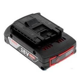 Аккумулятор для инструмента Bosch GDX 18 V-EC, GWS 18-125 V-LI, GSR 18 V-EC TE, GSR 1800-LI, GST 18 V-LI S (18V 3Ah) (Bosch 1600A012UV)  - Аккумулятор