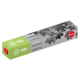 Тонер картридж для Canon ImageRunner 2202, 2204, 2206 (Cactus CS-EXV42) (черный) - Картридж для принтера, МФУ