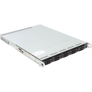 SuperMicro CSE-116TQ-R706WB - Рэковое сетевое хранилище
