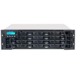 Infortrend EonStor DS 2024R2CB-B - Рэковое сетевое хранилищеРэковые сетевые хранилища<br>Система хранения 2U, отсеки: 2.5quot; х24 SAS, 8x1G iSCSI, два блока питания 460Вт.
