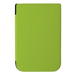 Чехол-книжка для PocketBook 740 (Slim PB740-R01GR) (зеленый) - Чехол для электронной книгиЧехлы для электронных книг<br>Чехол обеспечит защиту от царапин, потертостей и других нежелательных внешних воздействий.