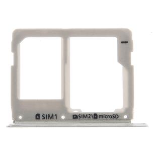 Держатель SIM карты для Samsung Galaxy A3 (2016) SM-A310F/DS, Galaxy A5 (2016) SM-A510F, Galaxy A7 (2016) SM-A710F (М7746481) (белый) - Держатель SIM картыДержатели SIM карт<br>Держатель SIM-карты выполнен из высококачественных материалов и идеально подходит для данной модели устройства.