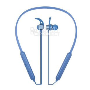 Hoco ES11 (синий) - НаушникиНаушники и Bluetooth-гарнитуры<br>Hoco ES11 - Bluetooth-наушники с микрофоном, вставные (затычки), время работы 6 ч, поддержка Bluetooth 4.2, защита от воды.
