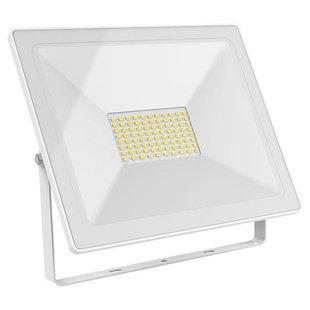 Прожектор светодиодный Gauss LED 20W 1350lm IP65 6500К (613120320) (белый) - Садовый прожектор