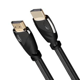Кабель HDMI M-HDMI M 1.8м (Nobby NBE-HC-18-01) (черный) - HDMI кабель, переходникHDMI кабели и переходники<br>Кабель для передачи качественного цифрового видео и звука на высокой скорости, позолоченные контакты, длина 1.8м.