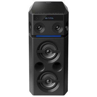 Музыкальный центр Panasonic SC-UA30GS-K - Музыкальный центрМузыкальные центры<br>Музыкальный центр Panasonic SC-UA30GS-K - минисистема, акустика 2.0, без оптического привода, радио: FM, MP3, USB, караоке, мощность фронтальных колонок - 2x150 Вт