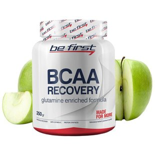 BCAA Be First BCAA Recovery (250 г)