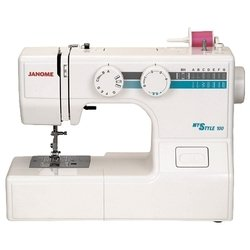 Janome My Style 100 (белый) - Швейная машина