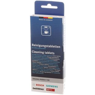 Очищающие таблетки для кофемашин Bosch 00311969 - Аксессуар для кофемашины