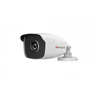 HiWatch DS-T220 3.6мм (белый) - Камера видеонаблюденияКамеры видеонаблюдения<br>HD-TVI камера, 1/2.7 Progressive Scan CMOS, разрешение 2 Мп, EXIR-подсветка до 40м, IP66.