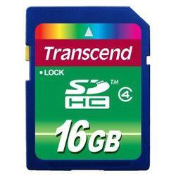 Transcend SDHC 16GB class 4 (TS16GSDHC4)  - Карта флэш-памятиКарты флэш-памяти<br>Карта памяти TS16GSDHC4 от компании Transcend позволит увеличить место для хранения новых фото и видео сюжетов на Вашей камере, а также другой контент на совместимых устройствах