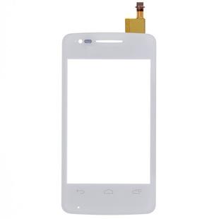 Тачскрин для Alcatel One Touch S'POP 4030D (М0949101) (белый) - Тачскрин для мобильного телефона