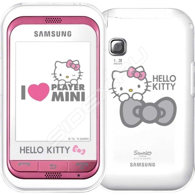 21deec97c8be4 Samsung C3300 Champ Hello Kitty (розовый) - купить , скидки, цена ...