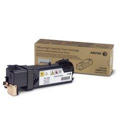Картридж для Xerox Phaser 6128 MFP (106R01458) (желтый) - Картридж для принтера, МФУ