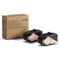 Картридж для Xerox Phaser 7100 (106R02612) (черный) (2шт) - Картридж для принтера, МФУ