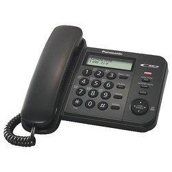 Panasonic KX-TS2356RUB (черный) - Проводной телефон