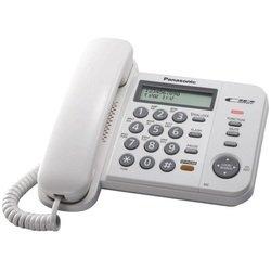 Panasonic KX-TS2356RUW (белый) - Проводной телефон