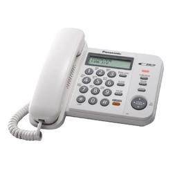 Panasonic KX-TS2358RUW (белый) - Проводной телефон