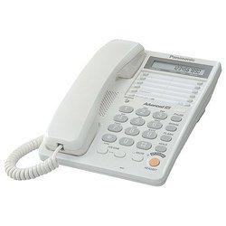 Panasonic KX-TS2365RUW (белый) - Проводной телефон