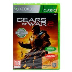 microsoft xbox 360 slim 250gb + игры fable 3 + gears of war + halo reach