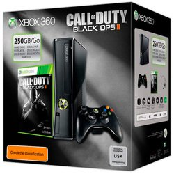 Комплект Xbox 360 250Gb и Call of Duty: Black Ops II