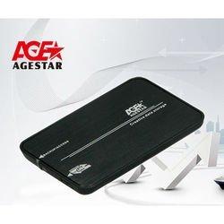 AgeStar 3UB2A8-6G (черный) - Корпус, док-станция для жесткого дискаКорпуса и док-станции для жестких дисков<br>AgeStar 3UB2A8-6G - внешний корпус для HDD с интерфейсом SATA и форм-фактором 2.5 дюйм