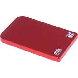 AgeStar 3UB2O1 (красный) - Корпус, док-станция для жесткого дискаКорпуса и док-станции для жестких дисков<br>AgeStar 3UB2O1 - внешний корпус для HDD с интерфейсом SATA II и форм-фактором 2.5quot;.