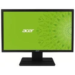 Acer V246HLbmd (черный) - МониторМониторы<br>Acer V246HLbmd - ЖК-монитор с диагональю 24quot; , тип ЖК-матрицы TFT TN, разрешение 1920x1080 (16:9)<br>, светодиодная (LED) подсветка, подключение:  VGA, DVI, яркость 250 кд/м2, время отклика 5 мс