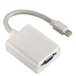 Переходник DisplayPort mini (m) - VGA HD15 (f) - Кабель, переходникКабели, шлейфы<br>Переходник DisplayPort mini (m) - VGA HD15 (f) позволяет конвертировать видео с выхода DisplayPort mini на VGA.