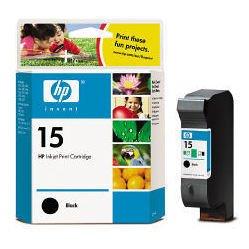Картридж для HP Deskjet HP-C6615D (черный) - Картридж для принтера, МФУКартриджи<br>Черный картридж HP-C6615D для струйных принтеров HP Deskjet 916c, 92c, 940c, 810c, 820cxi, 850c, 870cxi, 816c, 825c, 840c, 843c, 845c, 880c, 890c, 895cxi.