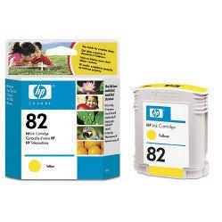Картридж для HP DesignJet 500, 800C HP-C4913A (желтый) - Картридж для принтера, МФУ