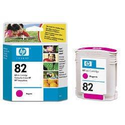 Картридж для HP DesignJet 500, 800C HP-C4912A (пурпурный) - Картридж для принтера, МФУ