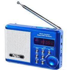 Perfeo Sound Ranger PF-SV922 (синий) - Колонка для телефона и планшета  - купить со скидкой