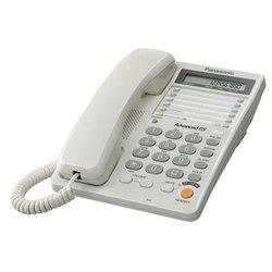 Panasonic KX-TS2368RU (белый) - Проводной телефон Авдеевка где купить проводной телефон