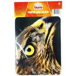 Коврик для мыши (Buro BU-M40005) (Орёл) - Коврик для компьютерной мышиКоврики для мышей<br>Коврик для мыши сделан на основе пластика, что делает его более прочным и практичным.