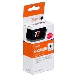 Картридж для Canon MX870, PIXMA, MP540, MP550, MP560, MP620, MP630, MP640, MP980, MP990, iP3600, iP4600 (T2 IC-CCLI-521BK) (черный, с чипом) - Картридж для принтера, МФУКартриджи<br>Совместимые модели: Canon MX870, PIXMA, MP540, MP550, MP560, MP620, MP630, MP640, MP980, MP990, iP3600, iP4600