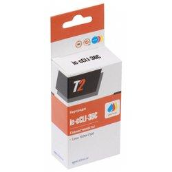 Картридж для Canon PIXMA iP100 (T2 IC-CCLI-36С) (цветной) + чип - Картридж для принтера, МФУ
