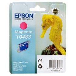 Картридж для Stylus Photo R220, 330, 330ME, 340, 320, 200, RX500, 620, 640, 600 (Epson  T048340) (пурпурный) - Картридж для принтера, МФУ