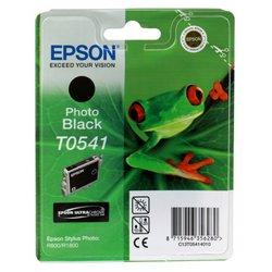 Картридж для Stylus Photo R800, 1800 (Epson T054140) (черный) - Картридж для принтера, МФУКартриджи<br>Совместим с моделями: Stylus Photo R800, 1800.