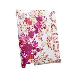 Чехол для iPad 2, iPad 3 Kenzo Chiara Cover (KENZOCHIARAIPAD3B) (белый) + защитная пленка - Чехол для планшета