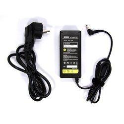 Блок питания для LCD монитора Acer, BenQ, SONY, Viewsonic, CTX (PALMEXX PA-092) - Кабель, переходник