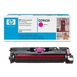 Картридж для HP Color LaserJet 2550, 2820, 2840 (Q3963A) (пурпурный) - Картридж для принтера, МФУКартриджи<br>Совместим с моделями: HP Color LaserJet 2550, 2820, 2840