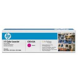 Картридж для HP LaserJet CP1215, CP1515, CP1518, CM1312 (CB543A) (пурпурный) - Картридж для принтера, МФУКартриджи<br>Совместим с моделями: HP LaserJet CP1215, CP1515, CP1518, CM1312